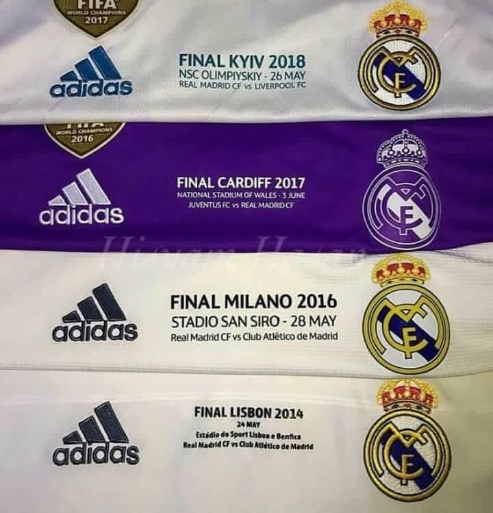 Real Madrid is the fondation of soccer.