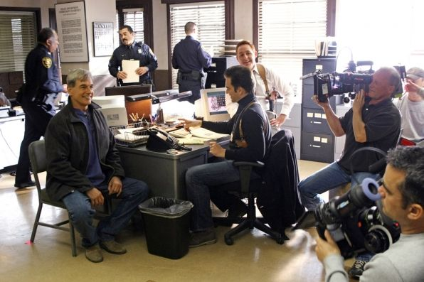 """""""Baltimore was an episode that just felt right from the get go. We knew what we wanted to show about Tony's past and Steve Binder delivered it BIG TIME."""" -Exec Producer, Gary Glasberg"""