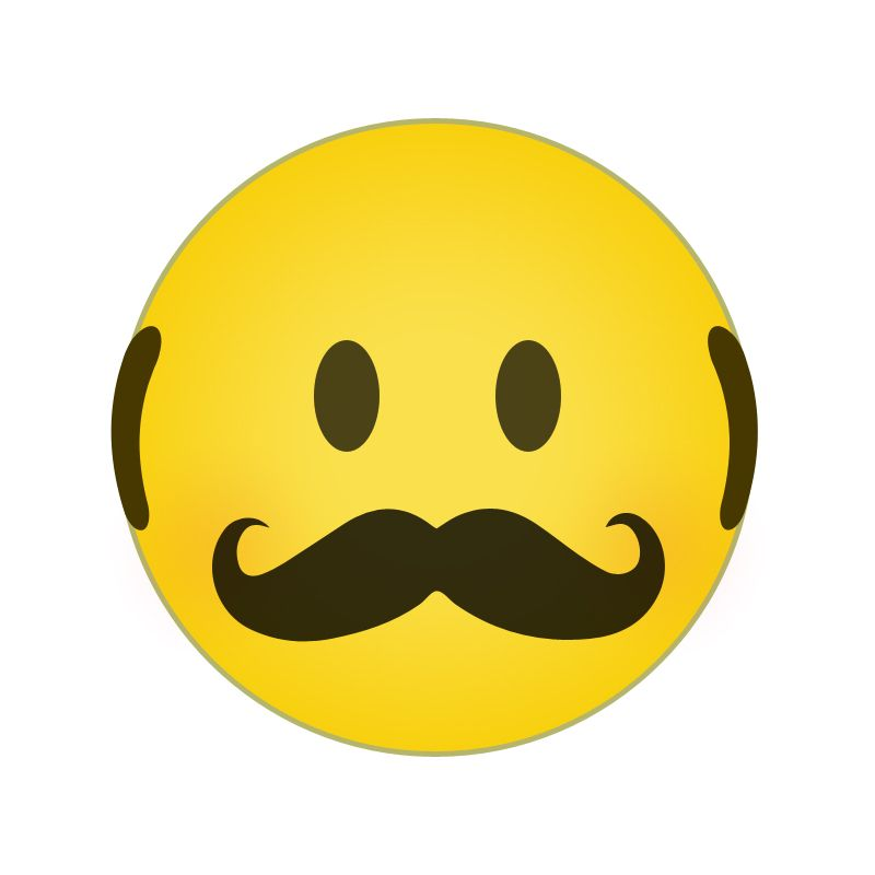 Make Your Own Emojis Emoji Mustache Emoji Emoticon