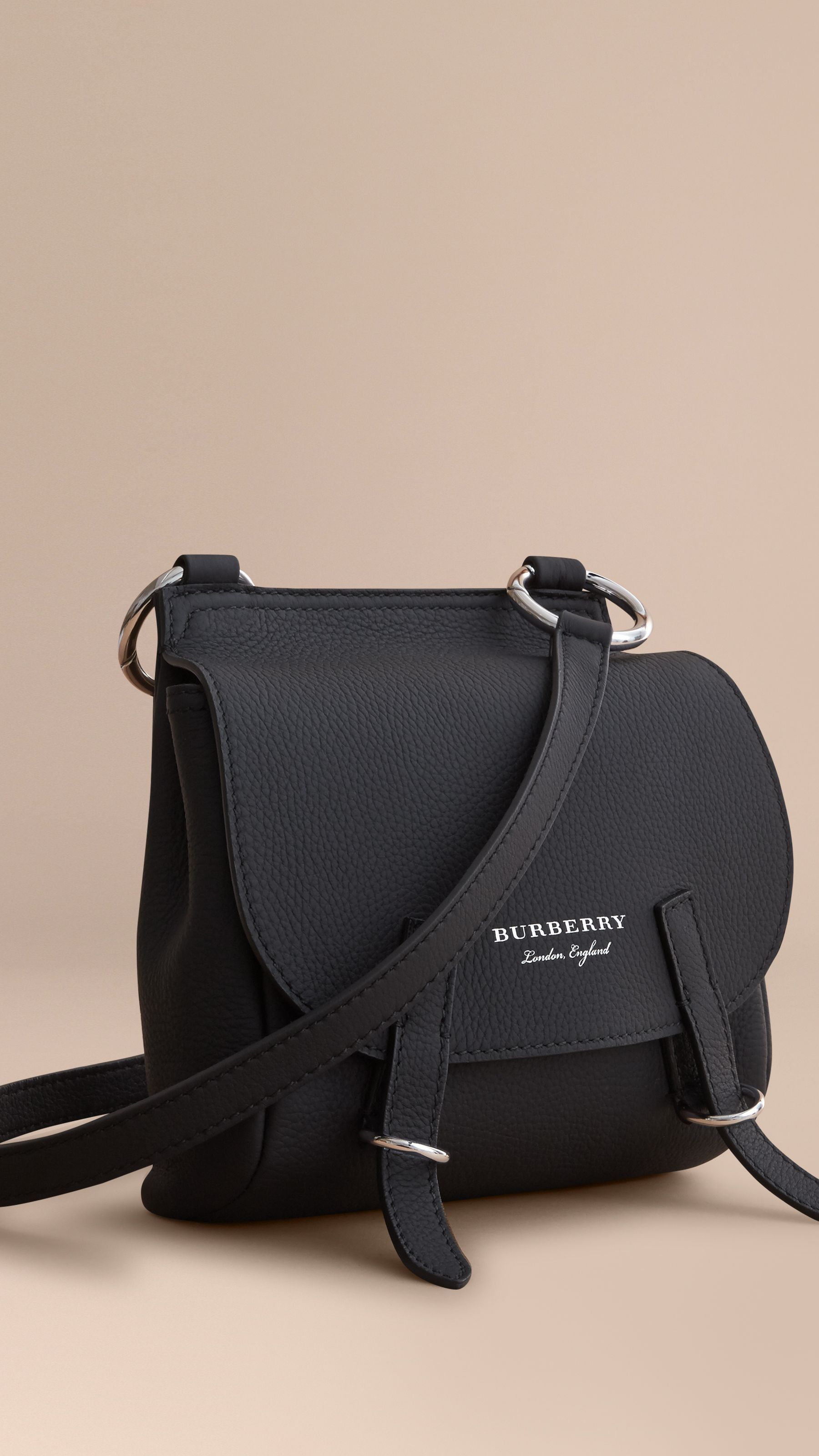 e539ccd0ccc9 Burberry Mini Shoulder Bag ( 615) ❤ liked on Polyvore featuring bags