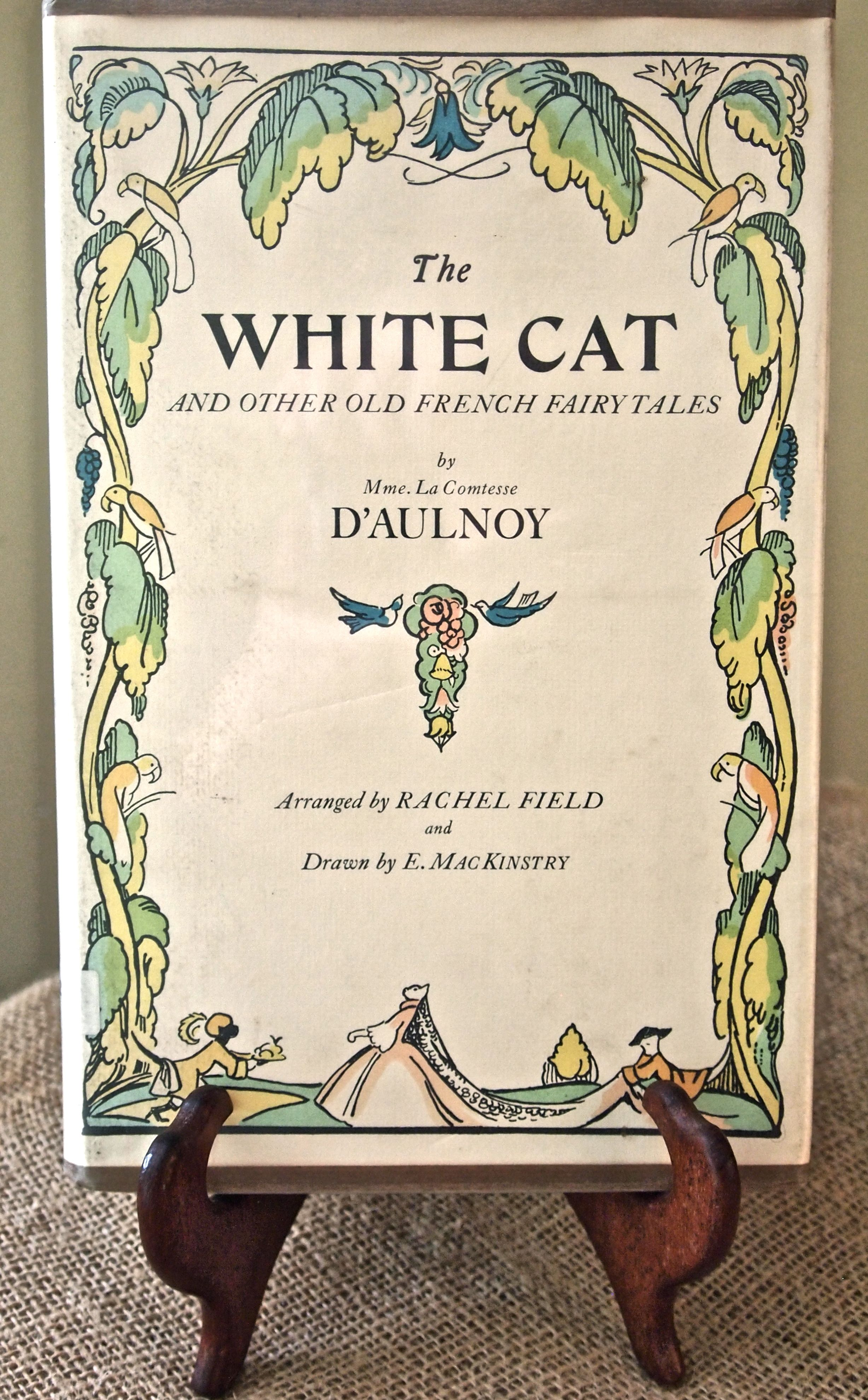 P1013927g 24553959 fairy tales legends and stories the white cat and other old french fairy tales fandeluxe Image collections