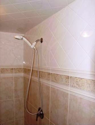 A Wall Tile Installation - Tiling around Tub | DIY Home Improvement ...