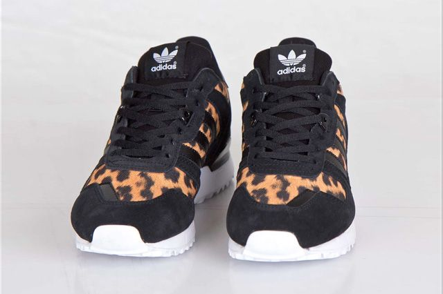 adidas zx 700 leopard trainers