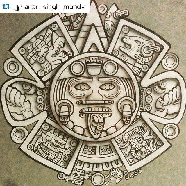 Repost Arjan Singh Mundy Museodehistoriamexicana Downtown Monterrey Unete A Las Redes Sociales De 3 Museos Arte Azteca Simbolos Mayas Simbolos Aztecas