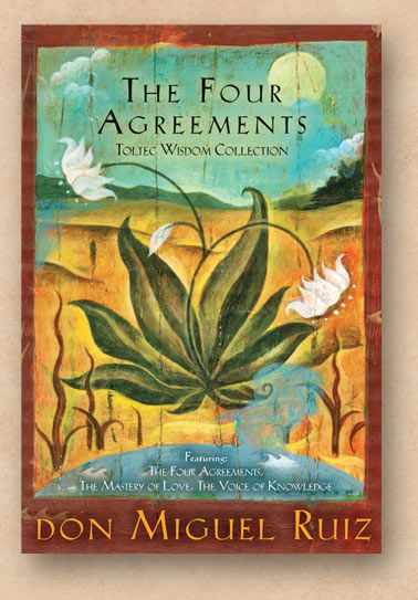 The Four Agreements By Don Miguel Ruiz Tattoos Books The Four