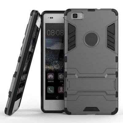 Etui Armor Pancerne Huawei P8 Lite Szklo Robot Telefon Informatyka
