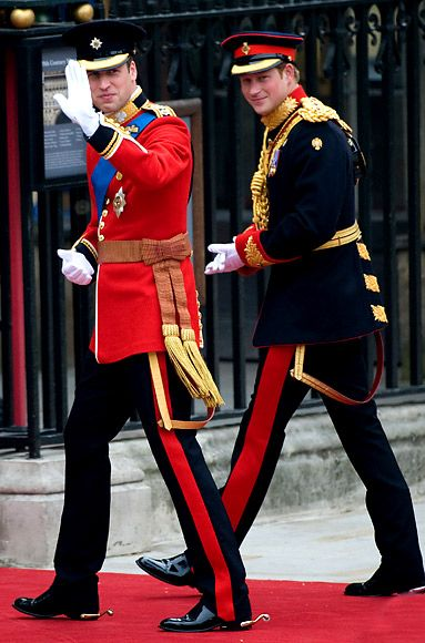 Mmm Mmm Sexy Prince Harry & Prince William, nothing sexier than a Royal Bromance :D