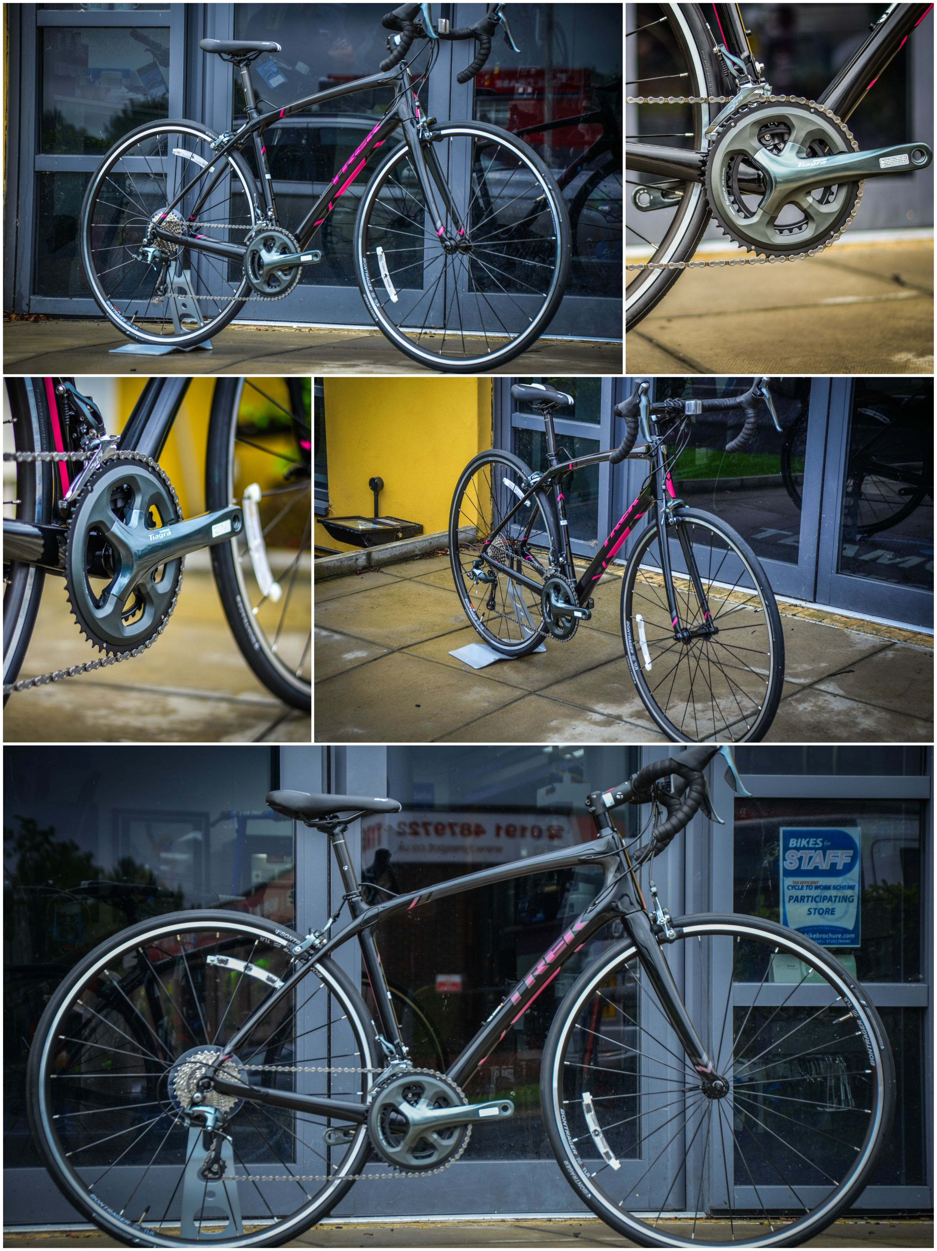New In Today The Trek Bicycle Silque S4 Womens 1400 Nothing