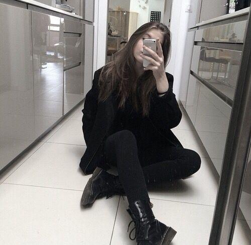 Black dress tumblr hats