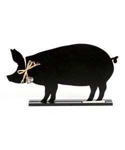 Dennis East International Pig Chalkboard | Something special every day