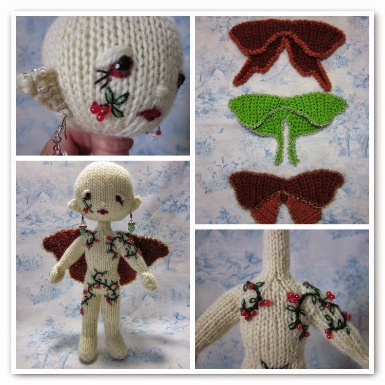 By Hook, By Hand: Fairy Knit-Along