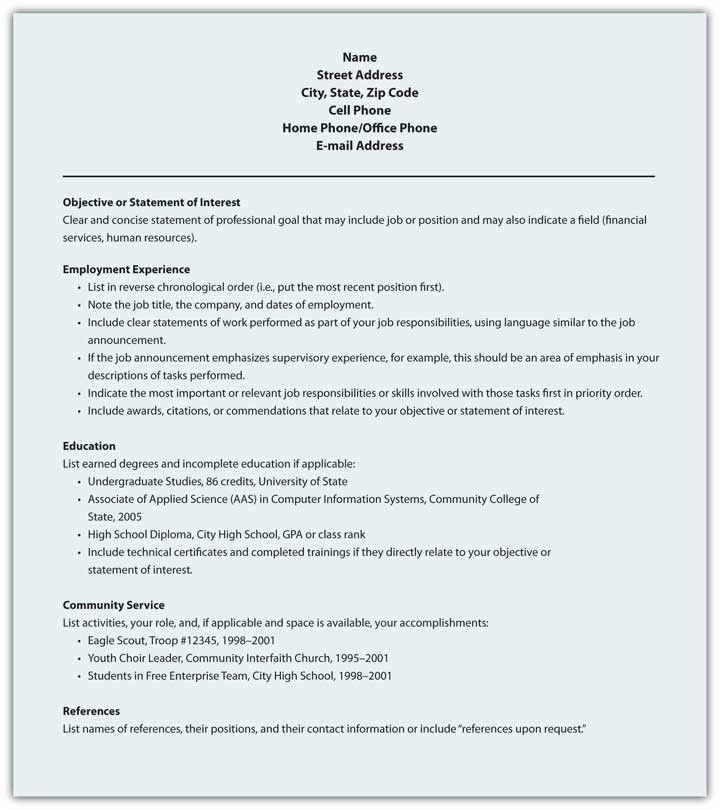Traditional 2 Resume Format Pinterest Resume format, Traditional