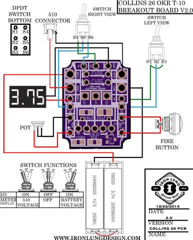 eoi fully populated okr t 10 circuit board vapes easy and cheap diy 50 watt mod box personal vaporizer wiring digram and parts list for okr breakout board