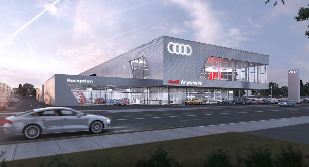 Audi looking to improve customer experience in the us in