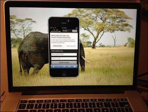 El responsive design llega a las páginas transaccionales