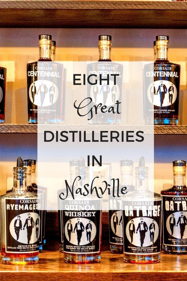Photo of Wet Your Whistle at Eight Nashville Distilleries