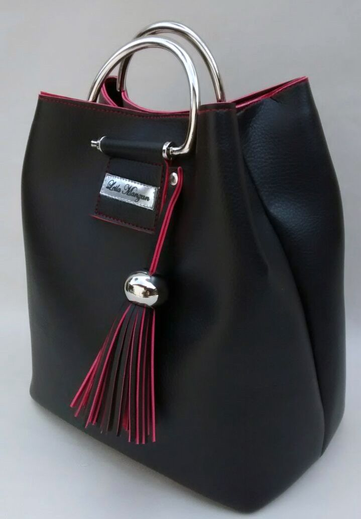 Pin em Leather