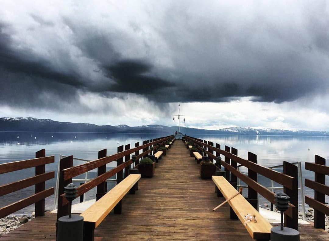 (TahoeJacks.com)  Clouds in transition become lost in translation. (Photo @swhite5115) ---------------------------- Follow @tahoejacks for more Lake Tahoe photos & adventures!  For info regarding our outdoor adventure tours visit (TahoeJacks.com)