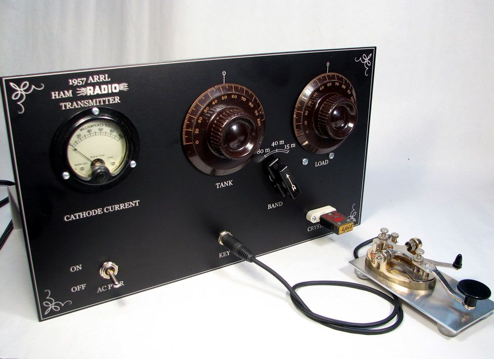 Beginners guide to ham radio, make your own