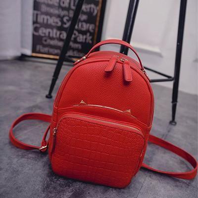 1239c87ba2 Black Cat Backpack
