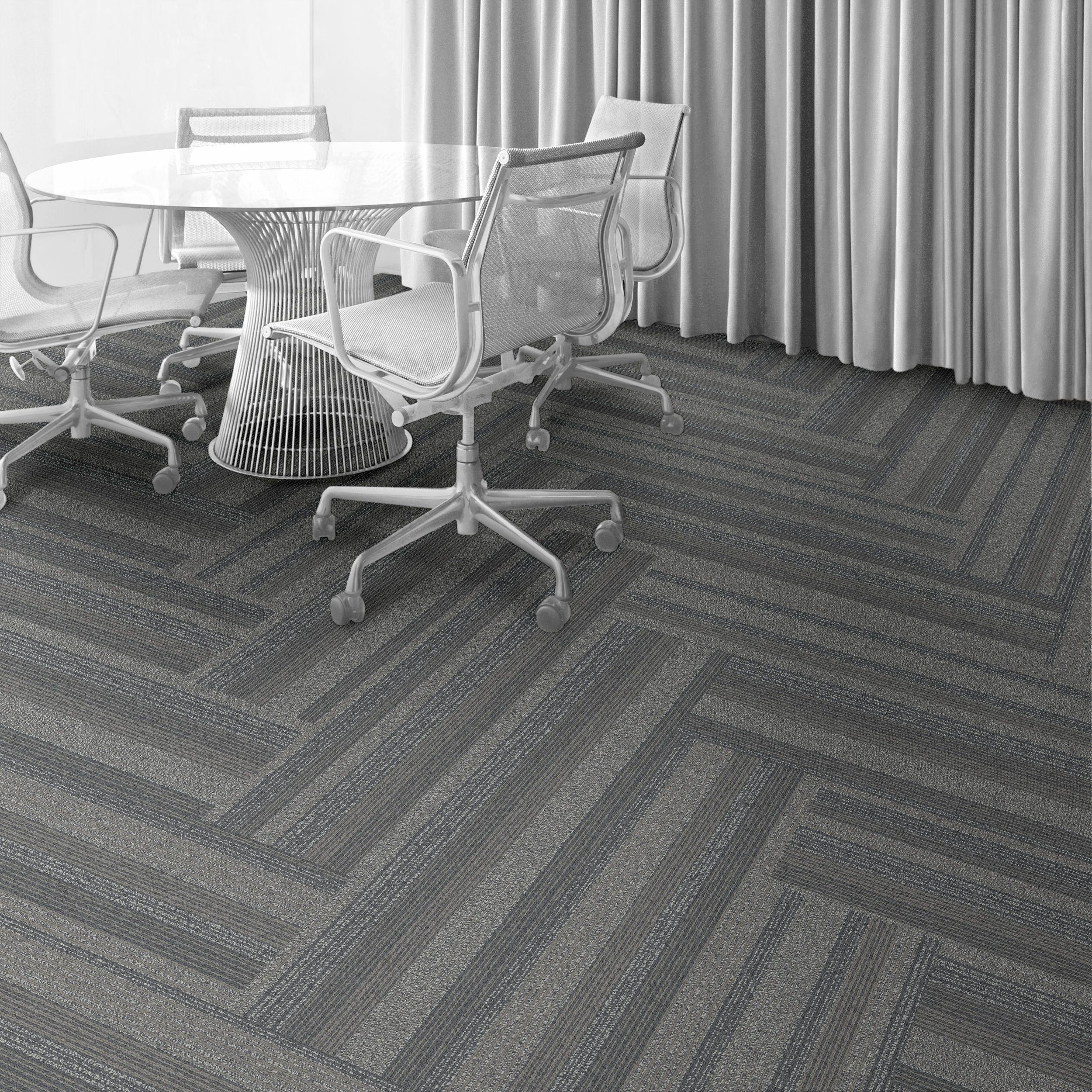 Interface Street Smart Sidewalk Herringbone Floor Design