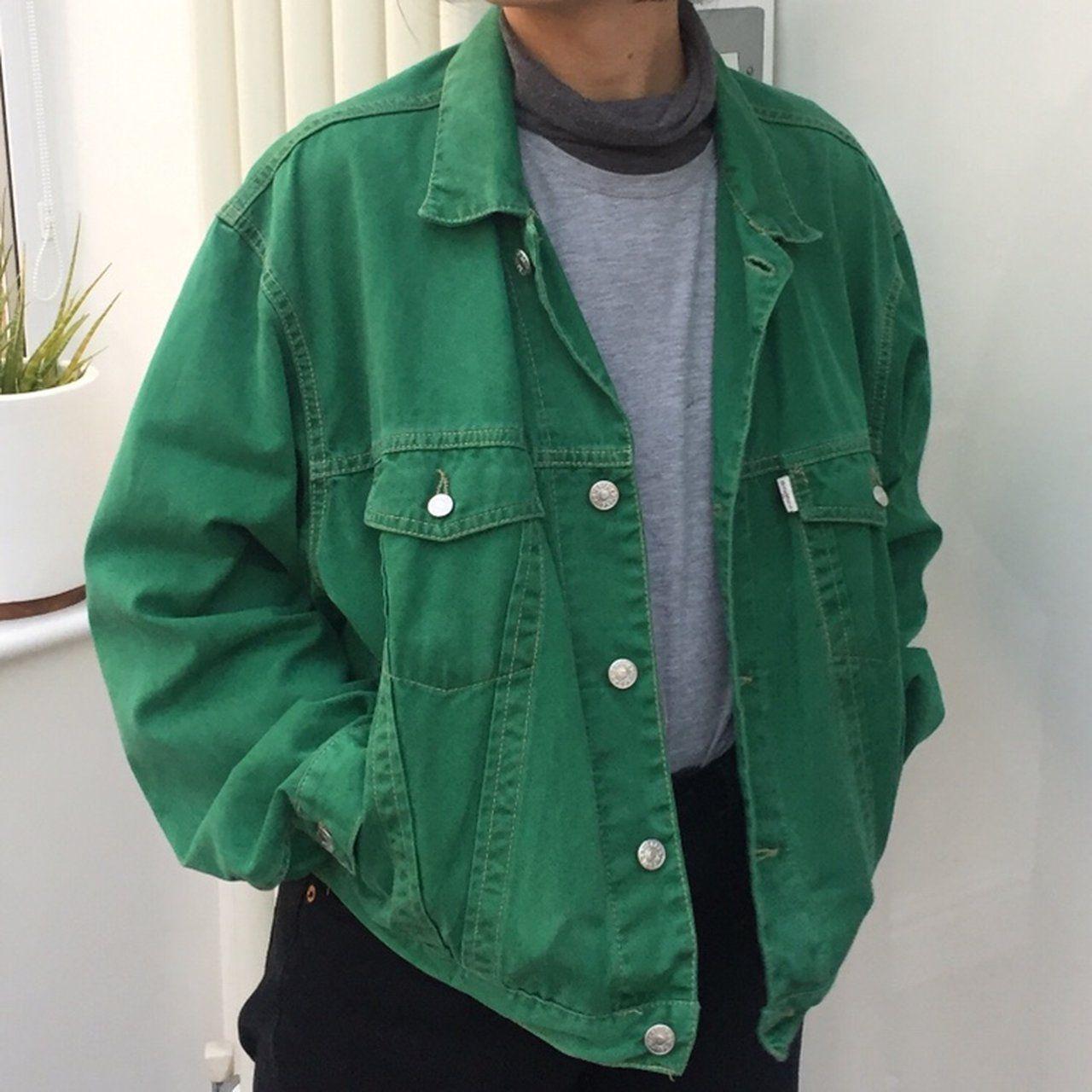 Pin By Robin Chan On Pieces Vintage Denim Jacket Jackets Denim Jacket [ 1280 x 1280 Pixel ]