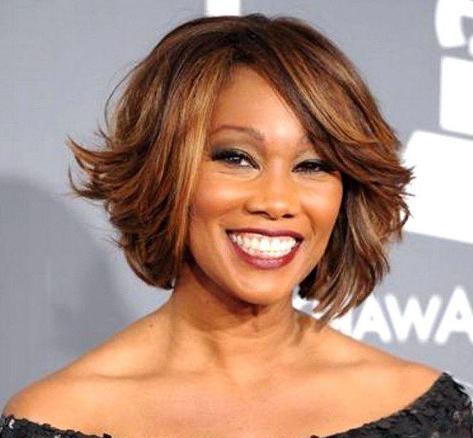 latest medium length hair cuts for black women ~ 2016 Cute ...