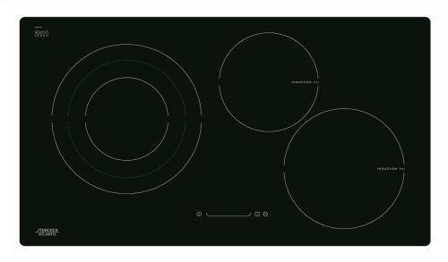Vùng nấu hồng ngoại của bếp điện từ #Munchen #GM #6318 sử dụng linh kiện điện E.G.O hi light 3 vùng nấu. Tùy thuộc vào diện tích đáy nồi mà bạn có thể lựa chọn vòng nấu phù hợp, giúp tiết kiệm điện năng. Công suất tương ứng của 3 vòng nhiệt là 2700w/ 1950w/ 1050w. Truy cập http://bepanthinh.com/bep-dien-tu-munchen-gm-6318_5181.html để  biết thêm chi tiết.