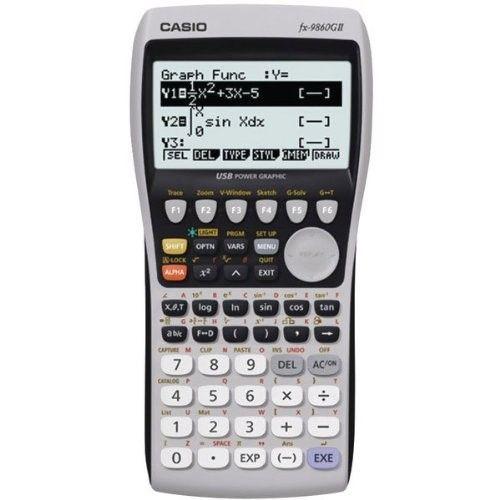 Casio Fx 9860gii L Ih Advanced Graphing Calculator Fx9860giilih