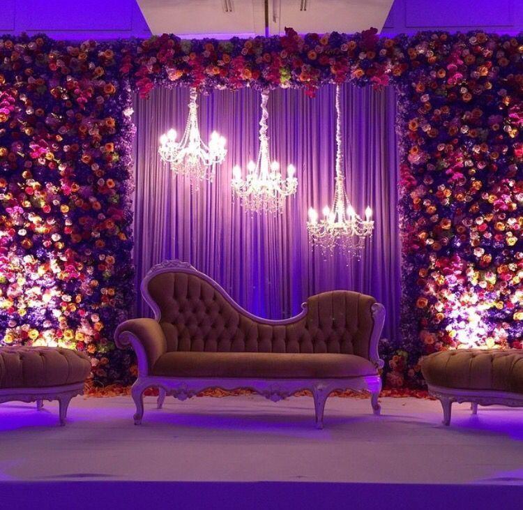 No Ceremony Just Reception: No Purple, Different Color In 2019