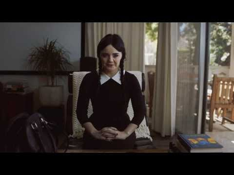 Adult Wednesday Addams: The Apartment Hunt [Ep 1] - there's a link to the rest of the channel. These are HILARIOUS!