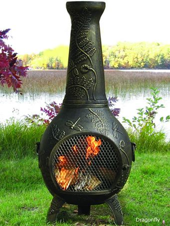 Chiminea Chimenea   Blue Rooster Chiminea, 10 Free Tips To Buying A Chiminea  Or Fire Pit