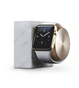 Native Union Apple Watch Marble Edition Charging Station