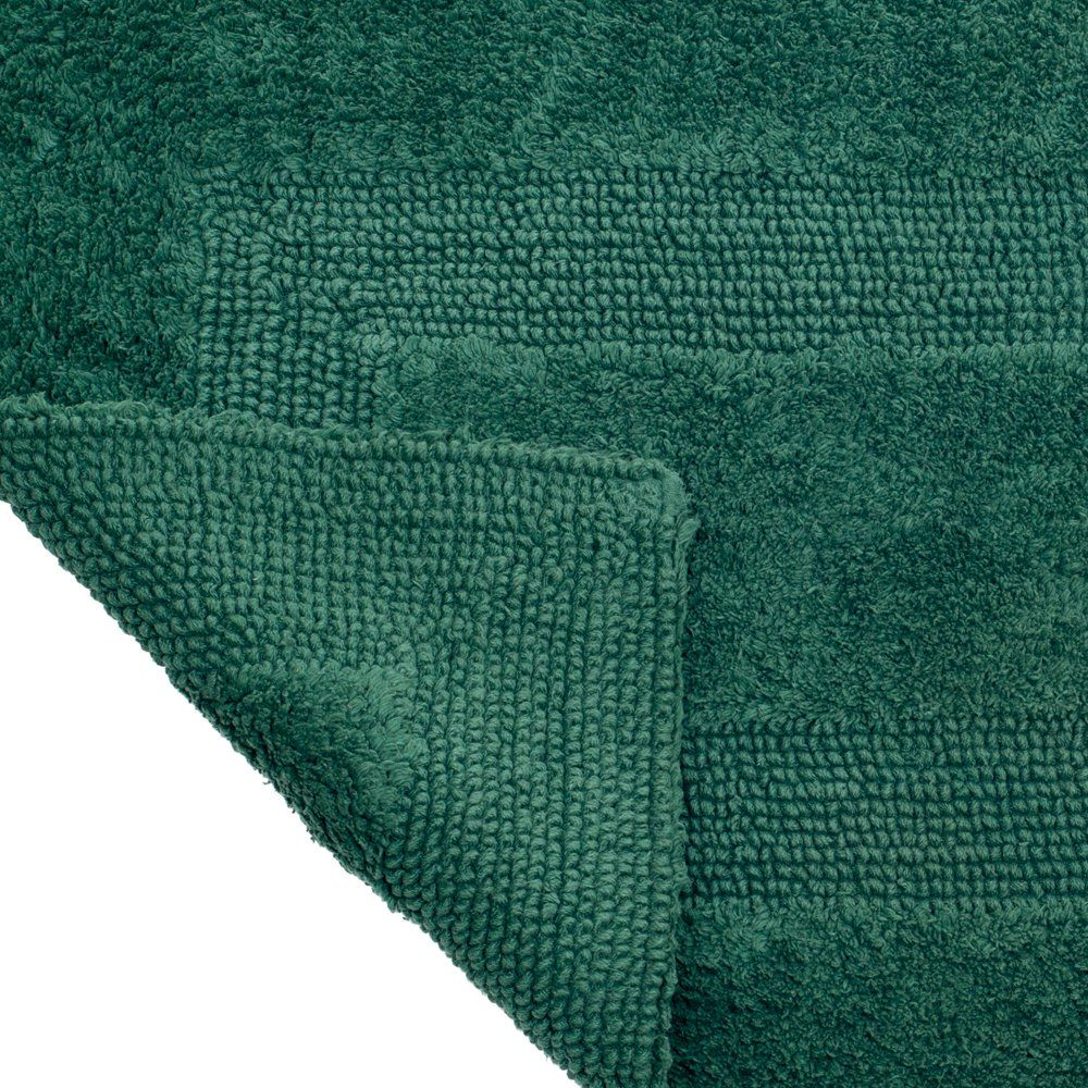 Somerset Home 100 Cotton Reversible Long Bath Rug Green 24x60 Walmart Com In 2021 Green Bath Rugs Green Bathroom Rugs Bath Rug [ 1000 x 1000 Pixel ]