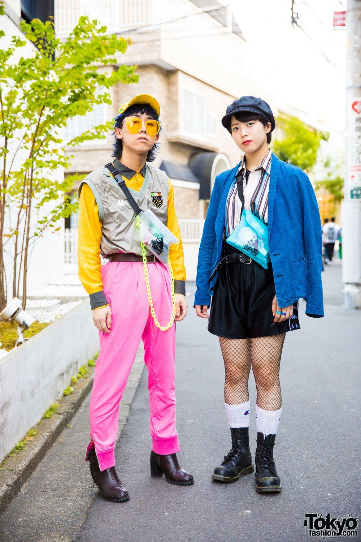 Tokyo street fashion store 47