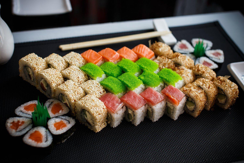 Картинки роллы суши