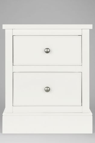 Buy Hove White Bedside Table From The Next Uk Online Shop With Images Bedside Table White Bedside Table White Dressing Tables