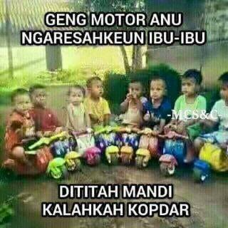 Geng Motor Klubmotor Bocah Kid Motor Kumpulbocah Dengan
