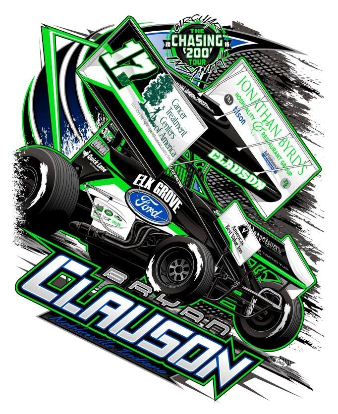 Pin By Chad Holsworth On Sprint Cars Real Race Cars Sprint Car