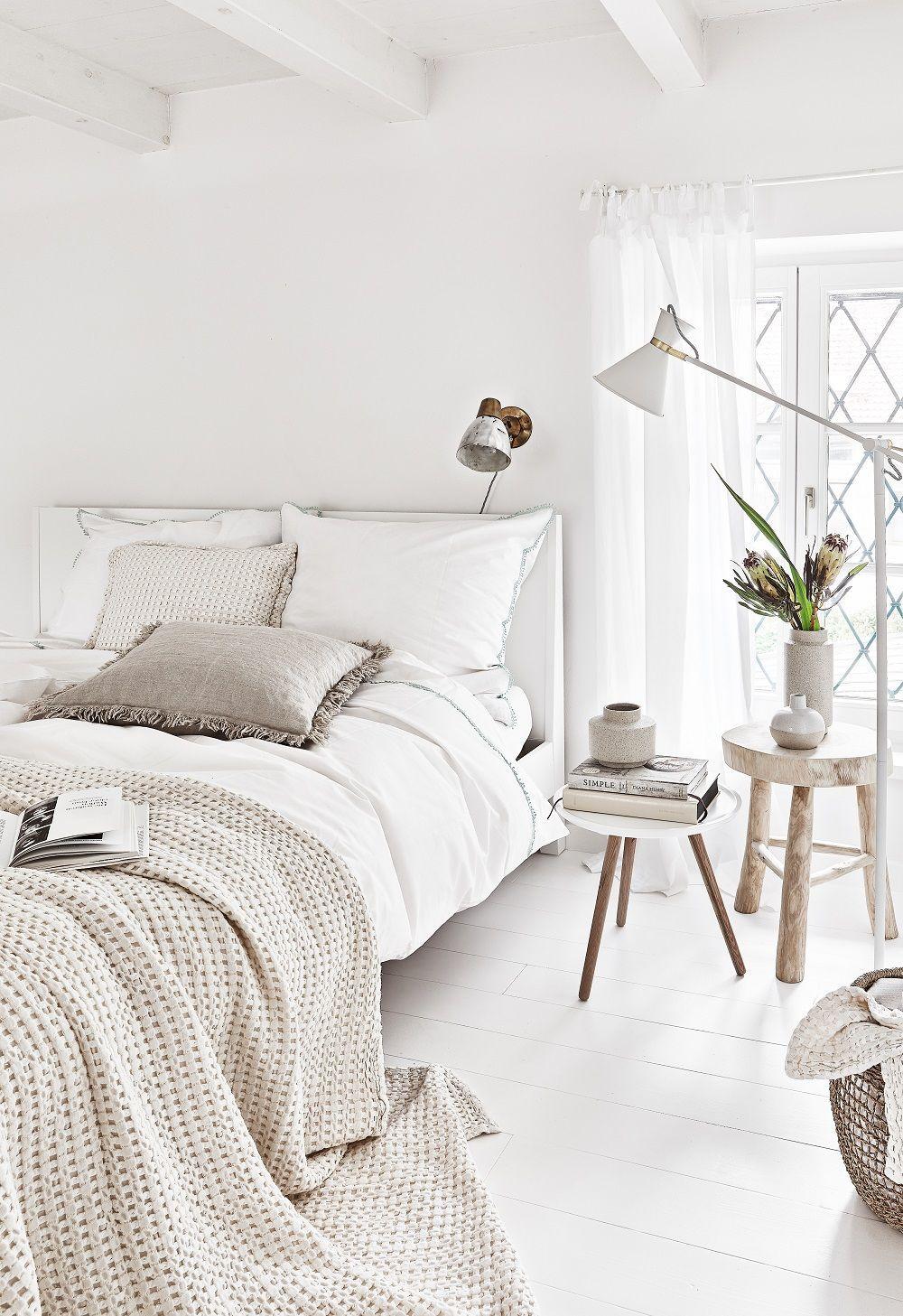 Natural Dreams In Diesem Wunderschonen Schlafzimmer Stimmt Jedes