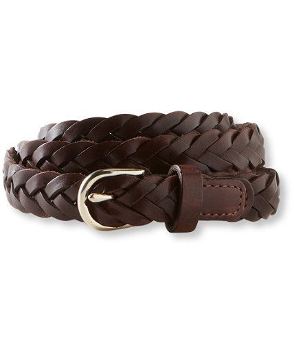 39175a967a7 Women s Braided Leather Belt  Belts