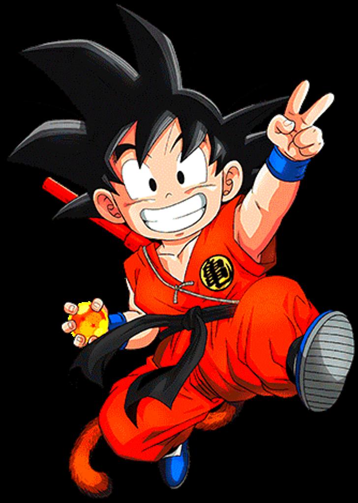 Kid Goku 3 By Alexelz Deviantart Com On Deviantart Dragon Ball Super Manga Kid Goku Dragon Ball