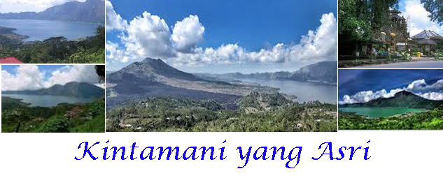 Serunya Berwisata Alam Di Kawasan Kintamani Bangli Pulau Bali Bali Pulau Pemandangan