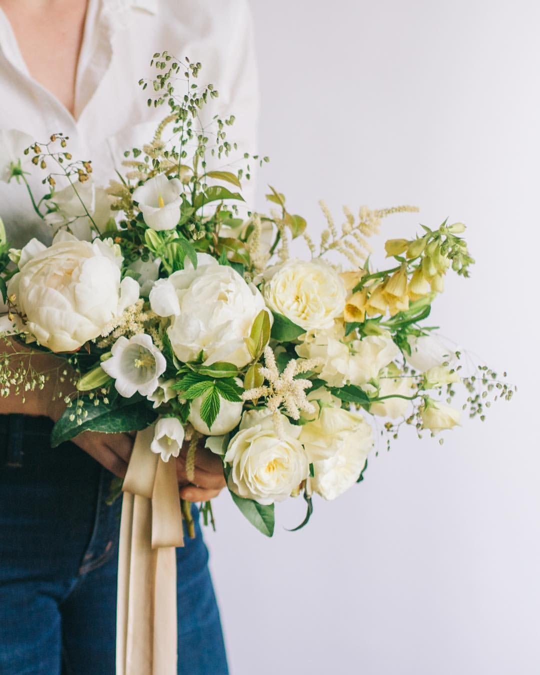 Beautiful Flowers For Weddings: For Roxy #weddingbouquet #bridalbouquet #flowers #white