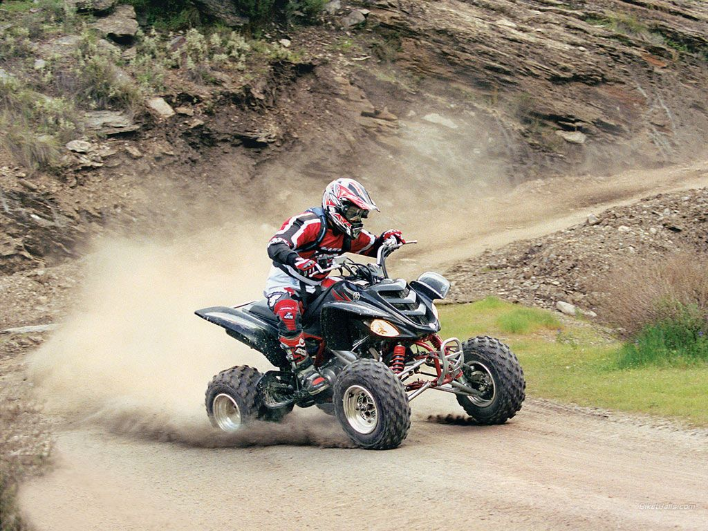 Yamaha raptor 660 1024 x 768 wallpaper wallpaper