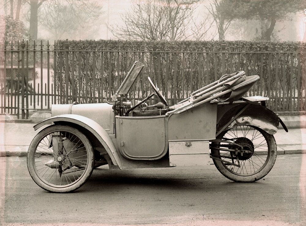 Die Geschichte der Morgan Motor Company (the history of the MMC ...