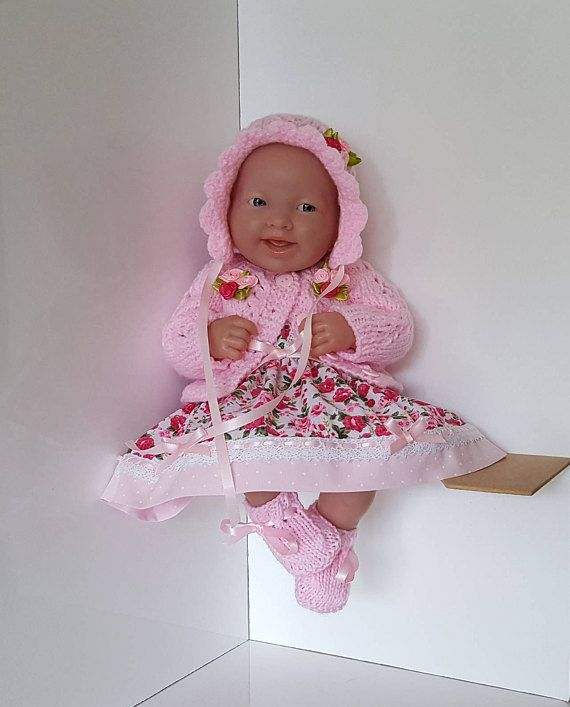 Dolls Clothes Set Made For 10 11 Inch 25 28 Cms Berenguer La Baby Llorens Reborn Or Similar En 2020 Reborn