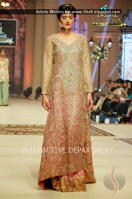 Pakistani fashion she9 dresses