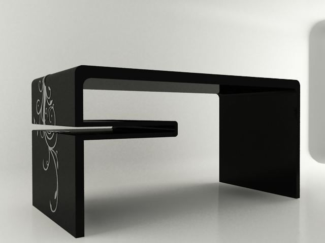 Wd Desk Awarded Just Published In Book Of The Year By Elena Rurua Via Behance Office Furniture Modern Modern Office Desk Office Desk Designs