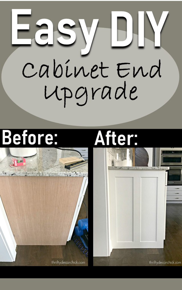 Photo of How To Upgrade the End of Your Cabinet